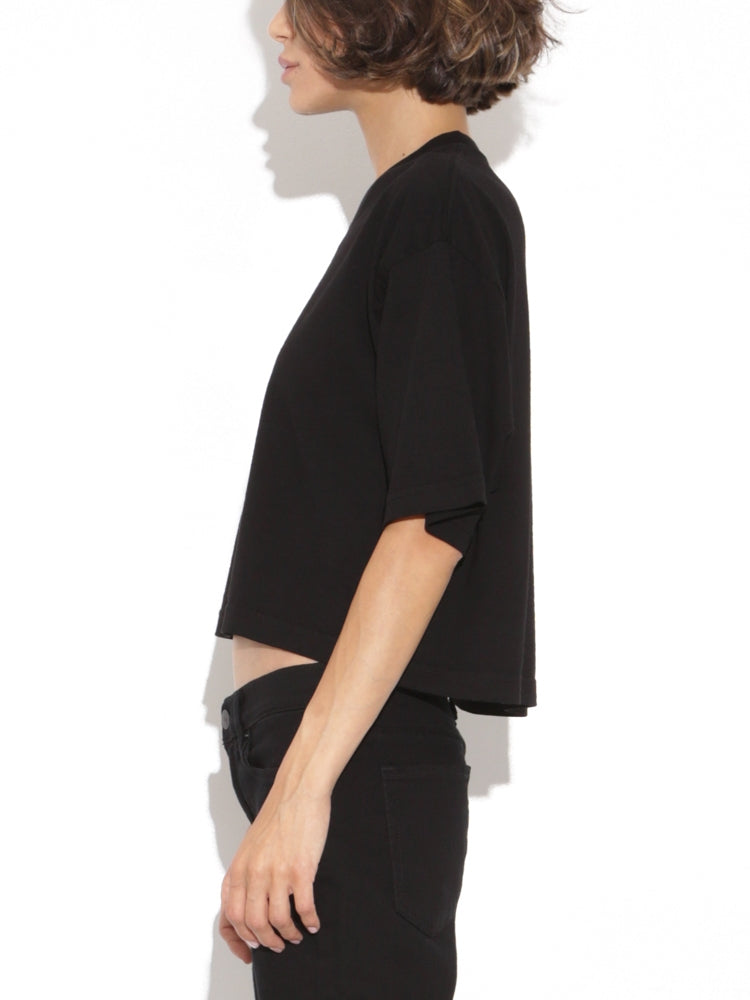 Load image into Gallery viewer, Oak Weldon Tee in Black