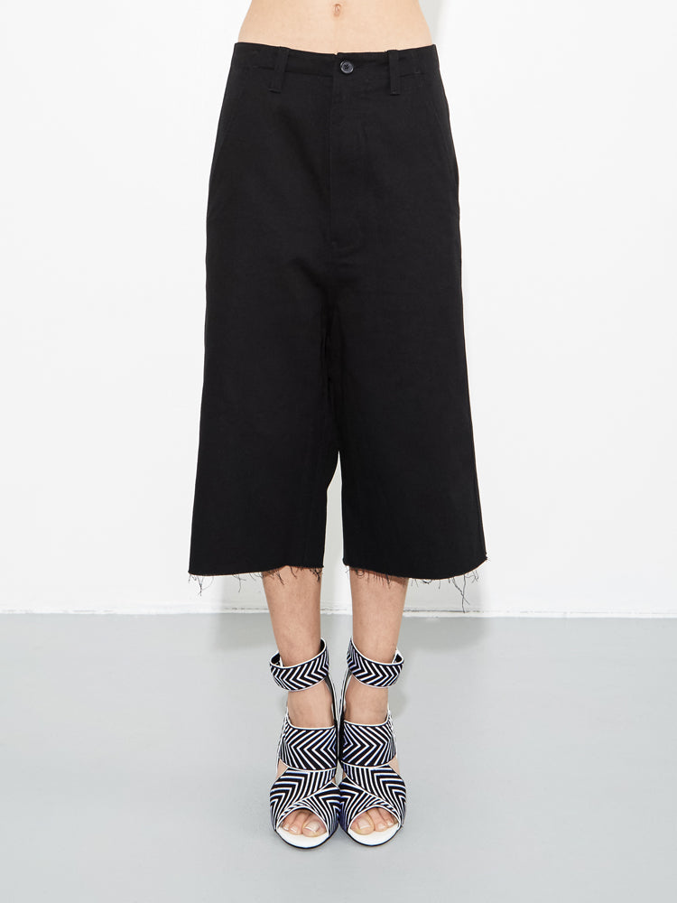 Oak Skater Pant in Black in Black by Oak