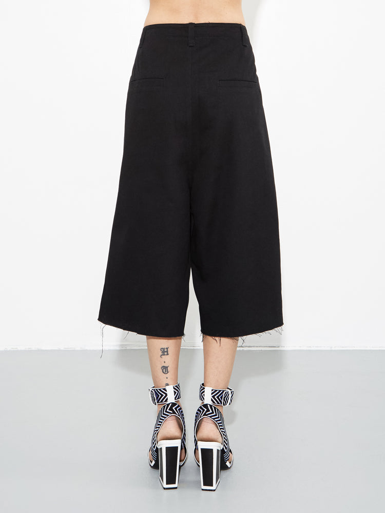 Load image into Gallery viewer, Oak Skater Pant in Black