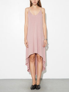 Yon Dress in Dusty Rose by A/OK OOS