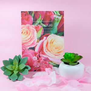 Secret Nature Rose Mask Sheet