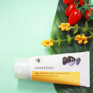 Innisfree Jeju Volcanic Pore Cleansing Foam (150ml)