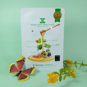 JayJun Honey Dew Green Mask