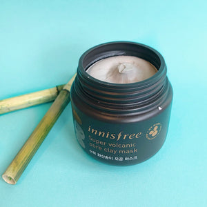 Innisfree Super Volcanic Pore Clay Mask (100ml)