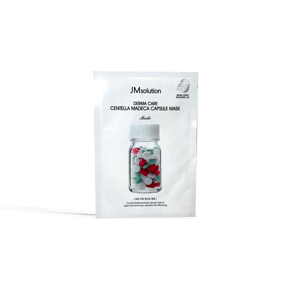 JMSolution Derma Care Centella Madeca Capsule Mask Medi