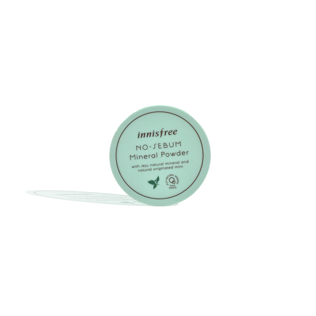 Innisfree No Sebum Loose Mineral Powder (5g)