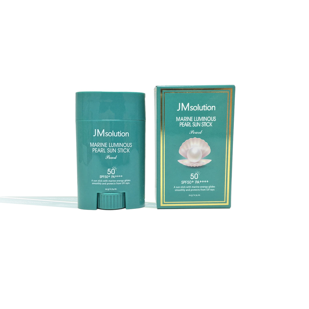 JMsolution Marine Luminous Pearl Sun Stick (Pearl)