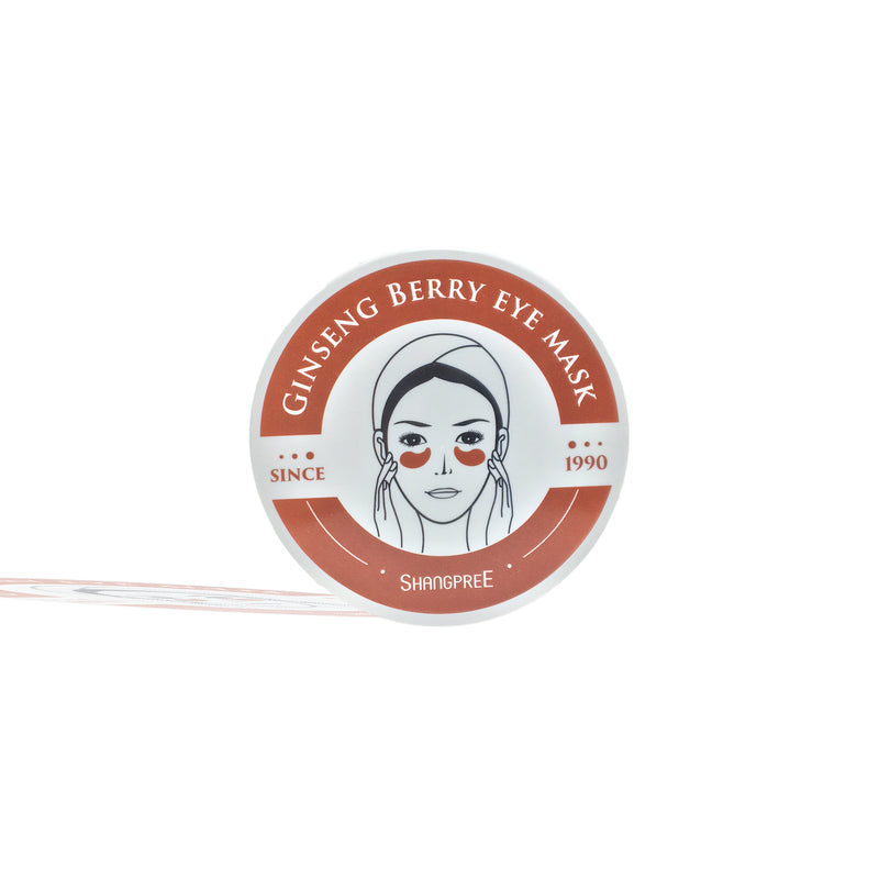 Shangpree Ginseng Berry Eye Mask (60pcs)