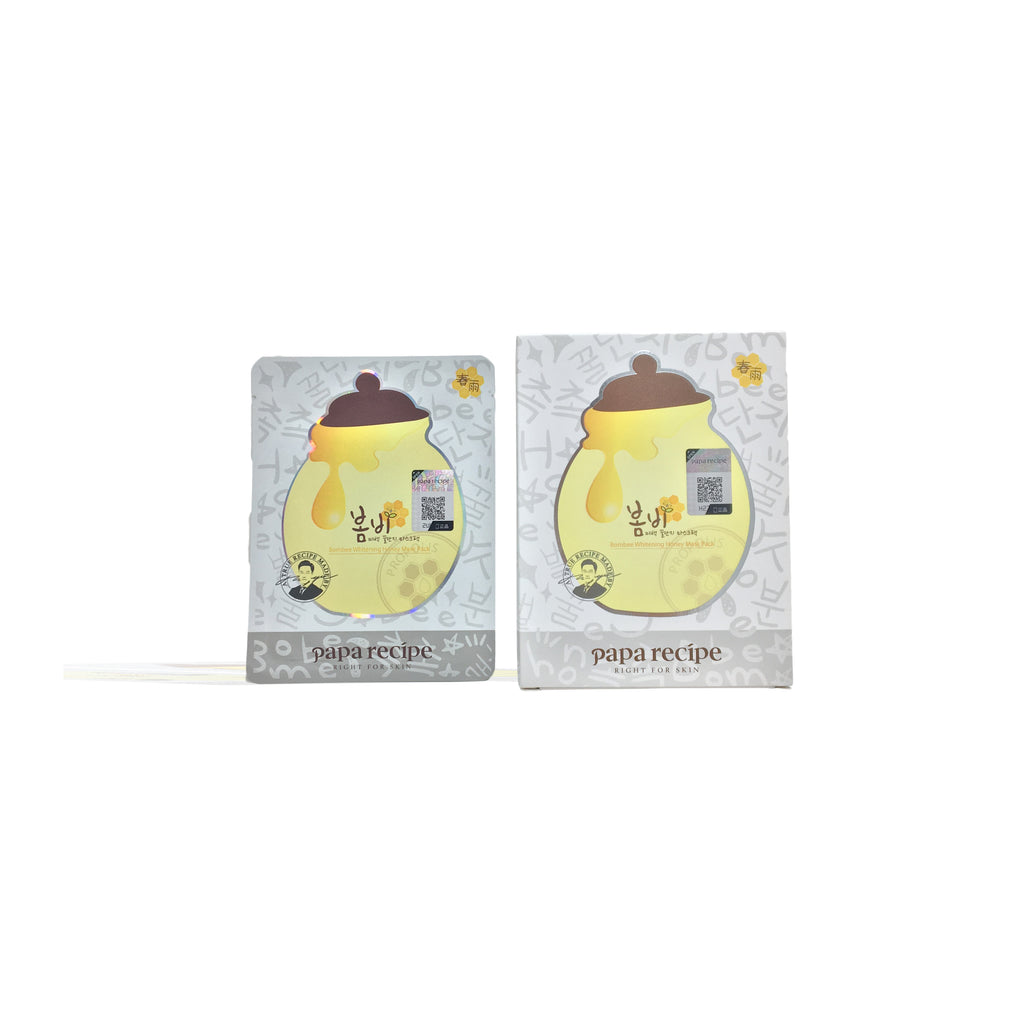Papa Recípe Bombee Whitening Honey Mask