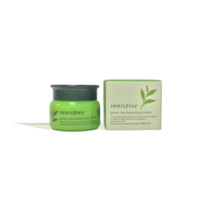 Innisfree Green Tea Balancing Cream (50ml)
