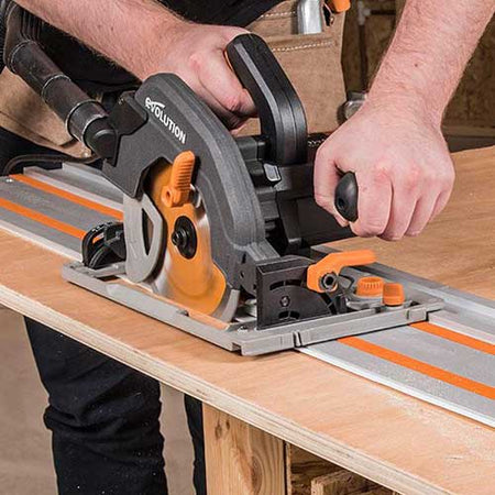 Circular Saws | Evolution Power Tools Ltd.