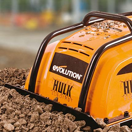 Compaction Equipment | Evolution Power Tools Ltd.