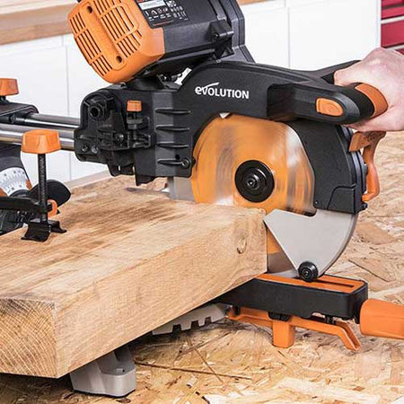Mitre Saws | Evolution Power Tools Ltd.