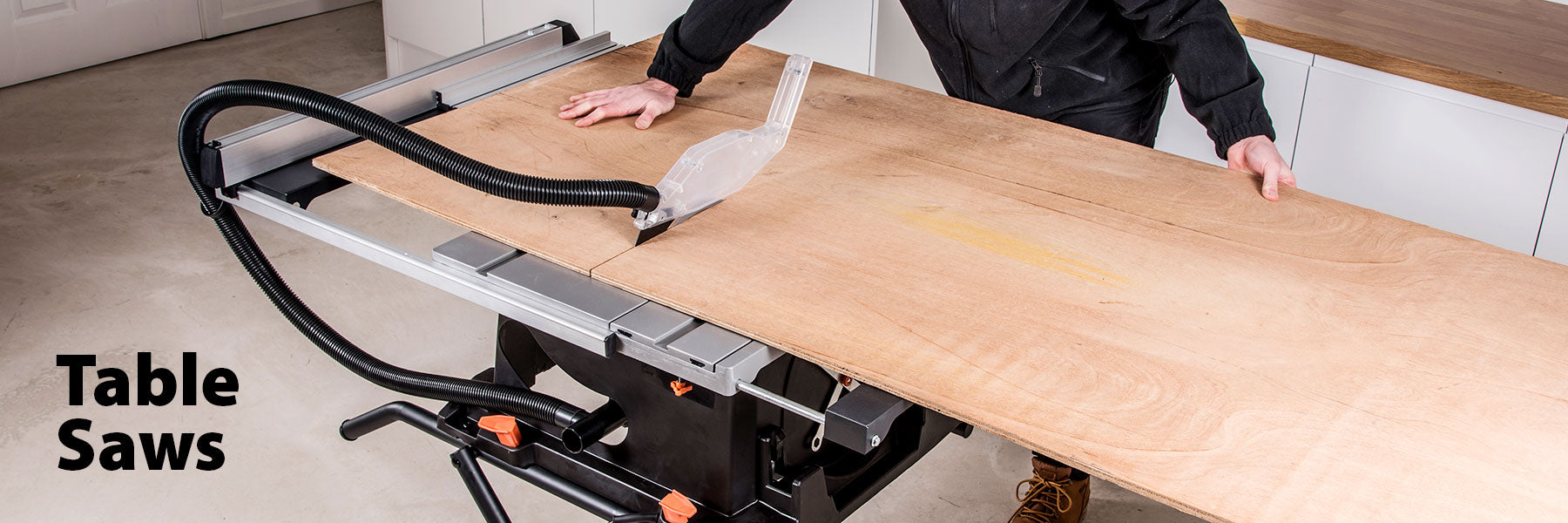 Evolution Table Saws