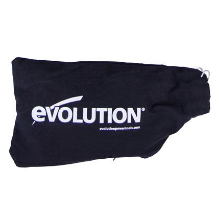 255mm Mitre Saw Dust Bag - Evolution Power Tools Ltd.