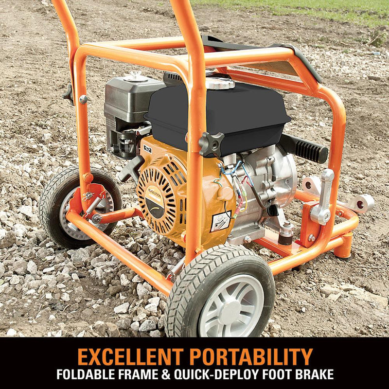 Evolution Evo-System 6.5HP (4-STROKE) Engine (EVO200) - Evolution Power Tools