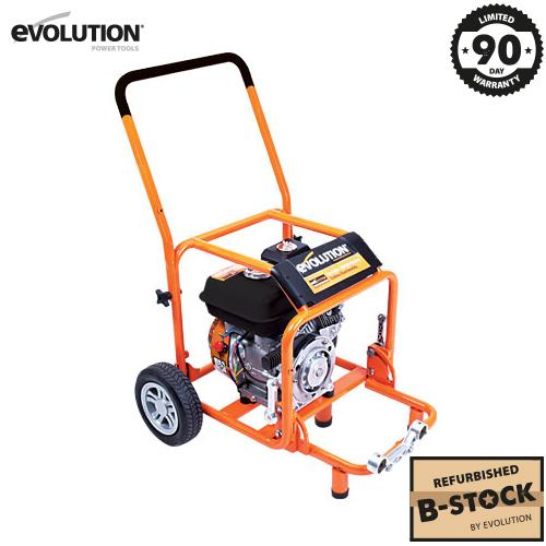 Evo-System Mitsubishi Engine (GT600) (B-Stock) - Evolution Power Tools Ltd.