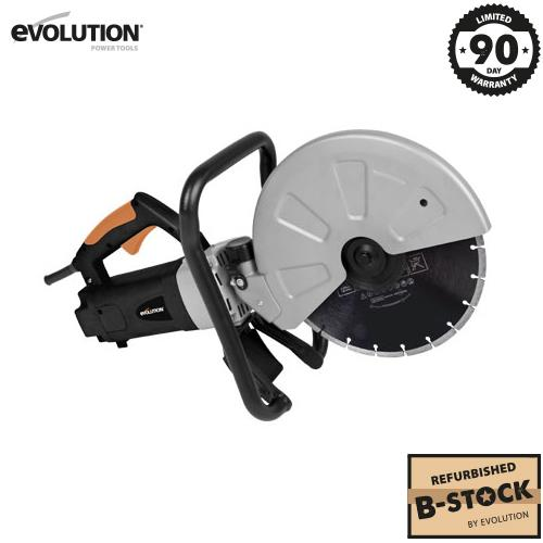 Evolution 305mm Disc Cutter (B-Stock) - Evolution Power Tools Ltd.