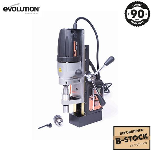 Evolution BORA2800 Magnetic Drill (B-Stock) - Evolution Power Tools Ltd.