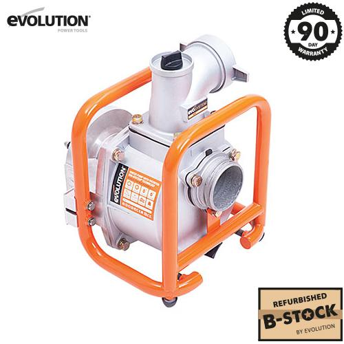 Evolution Evo-System DWP1000 Water Pump Output (B-Stock) - Evolution Power Tools