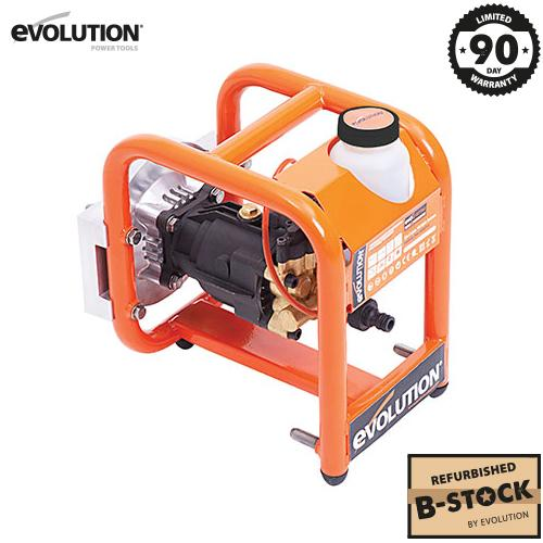 Evolution Evo-System PW3200 Pressure Washer Output (B-Stock) - Evolution Power Tools Ltd.