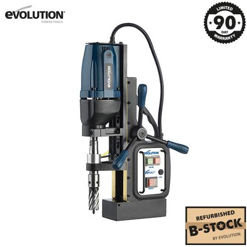 Evolution EVOMAG28 Magnetic Drill (B-Stock) - Evolution Power Tools Ltd.