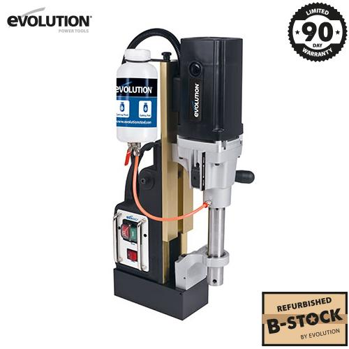 Evolution EVOMAG50 Magnetic Drill (B-Stock) - Evolution Power Tools Ltd.