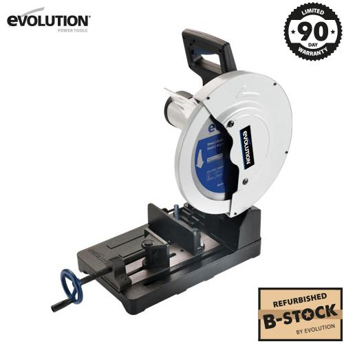 Evolution EVOSAW355 355mm Chop Saw (B-Stock) - Evolution Power Tools Ltd.