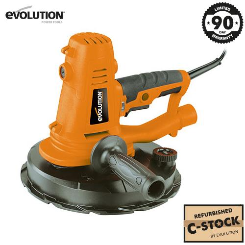 Evolution Handheld Dry Wall Sander (C-Stock) - Evolution Power Tools Ltd.