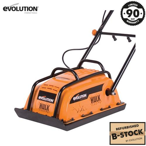 Evolution Hulk Electro Electric Compactor (B-Stock) - Evolution Power Tools Ltd.