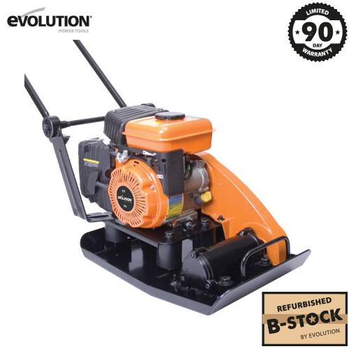 Evolution Hulk Petrol-Powered Compactor(B-Stock) - Evolution Power Tools Ltd.