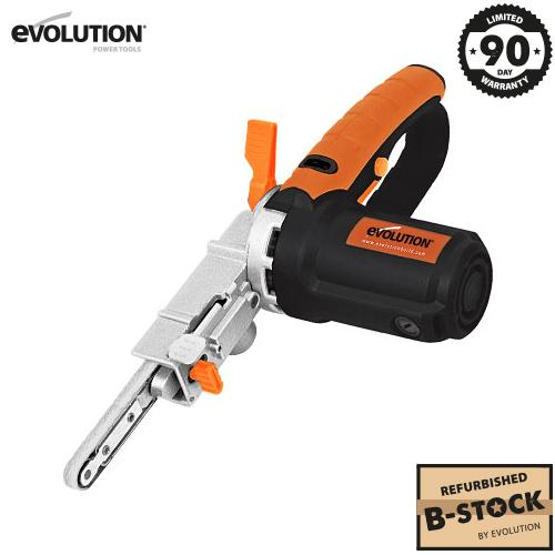 Evolution Precision File Belt Sander (B-Stock) - Evolution Power Tools Ltd.