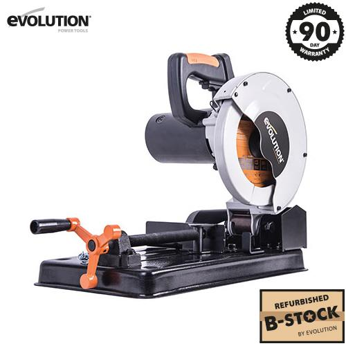Evolution RAGE4 185mm Chop Saw (B-Stock) - Evolution Power Tools Ltd.