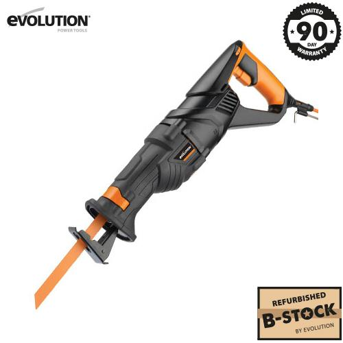Evolution RAGE8 Reciprocating Saw (B-Stock) - Evolution Power Tools