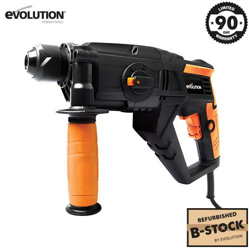 Evolution SDS4-800 SDS Drill (B-Stock) - Evolution Power Tools Ltd.