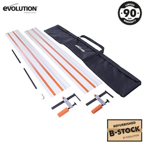 Evolution ST2800 2.8m Track (B-Stock) - Evolution Power Tools