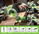 FURY3 210mm Mitre Saw (Discontinued) - Evolution Power Tools