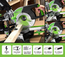 Evolution FURY3-XL 255mm Mitre Saw (Discontinued) - Evolution Power Tools