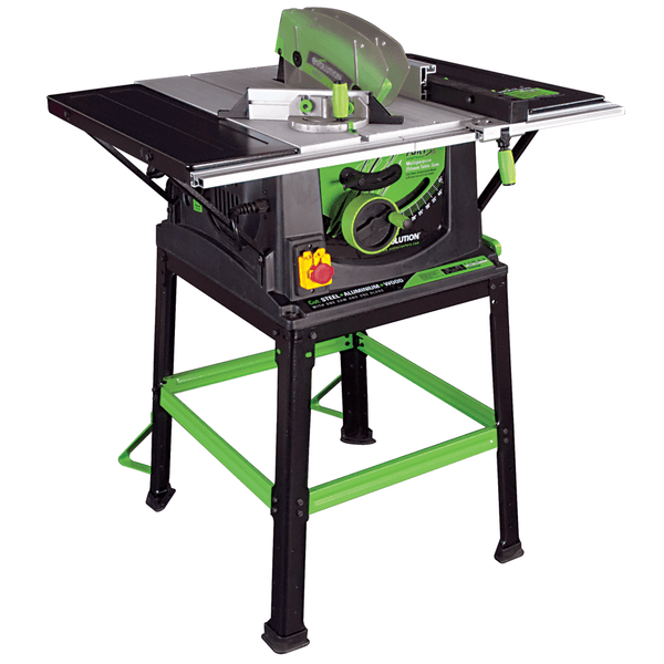 FURY5 255mm Table Saw (Discontinued) - Evolution Power Tools
