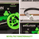 Evolution FURY5-S 255mm Table Saw With TCT Multi-Material Cutting Blade (230v) - Evolution Power Tools UK