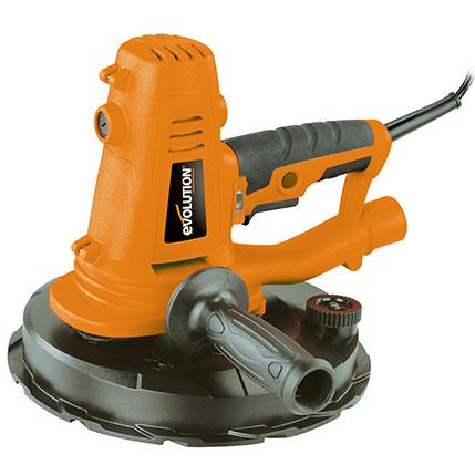 Handheld Dry Wall Sander - Evolution Power Tools Ltd.