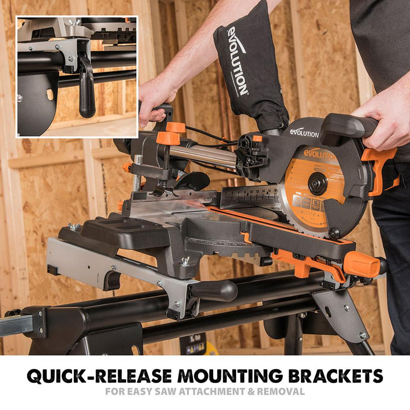 Mitre Saw Stand - Evolution Power Tools