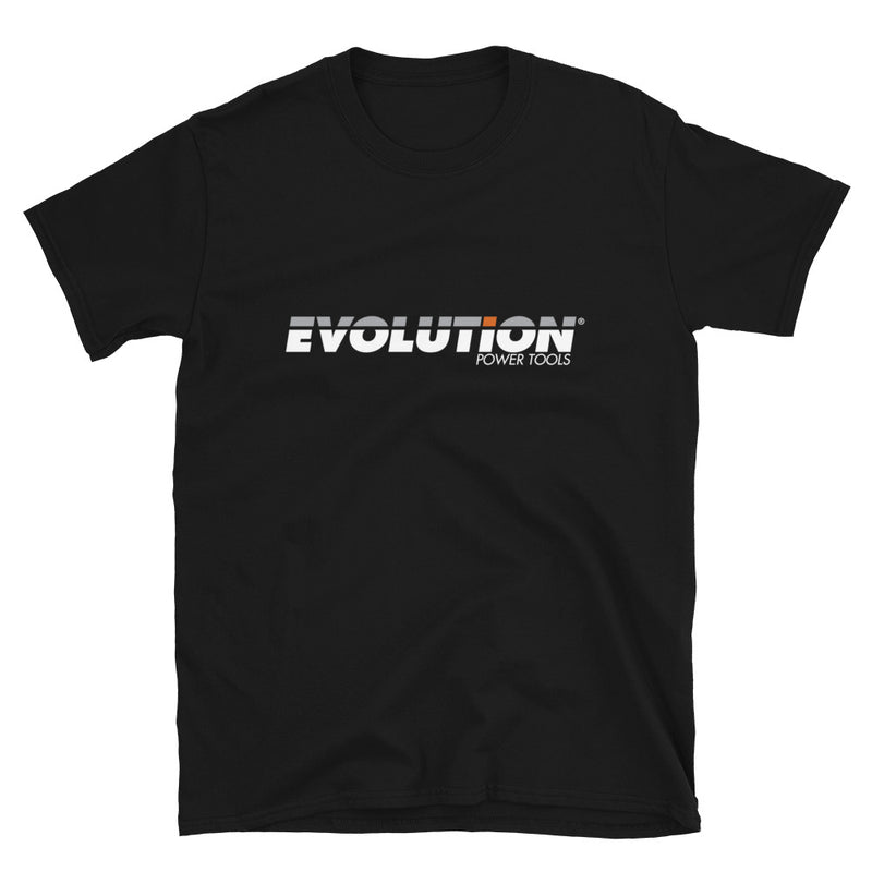 Evolution Retro Logo Tee - Evolution Power Tools