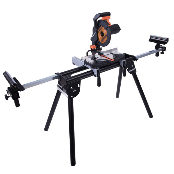 R210CMS & Mitre Saw Stand Bundle - Evolution Power Tools