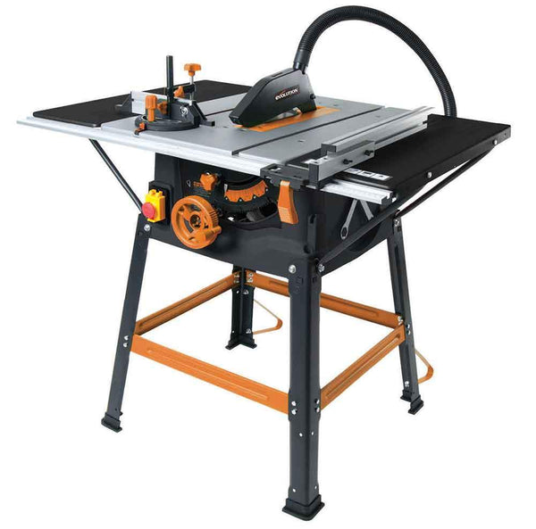 R255MTS - 255mm Table Saw (230v) - Evolution Power Tools