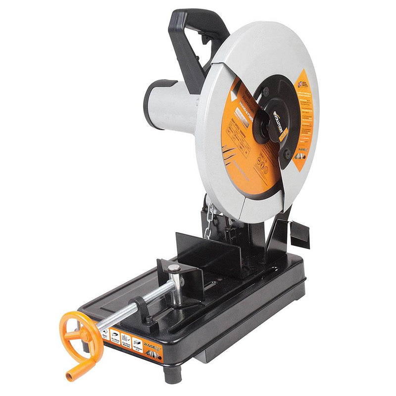 RAGE2 - 355mm Chop Saw (Discontinued) - Evolution Power Tools