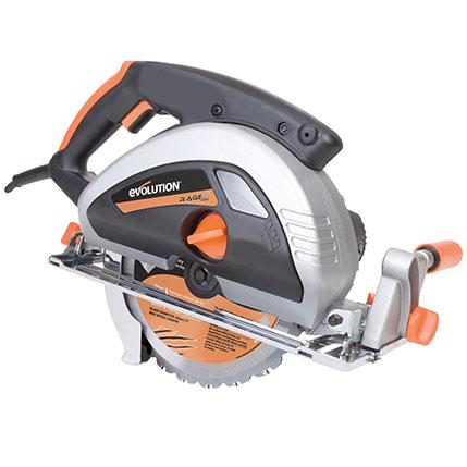 Evolution RAGE230 230mm Circular Saw - Evolution Power Tools UK