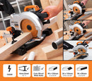 RAGE3-B 210mm Mitre Saw (Discontinued) - Evolution Power Tools