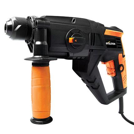 Evolution SDS4-800 Four Function SDS Drill - Evolution Power Tools