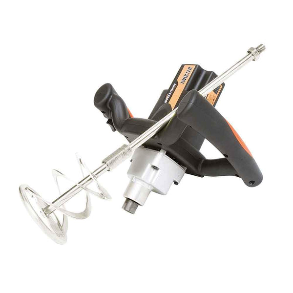 Evolution Twister - Variable Speed Mixer - Evolution Power Tools UK